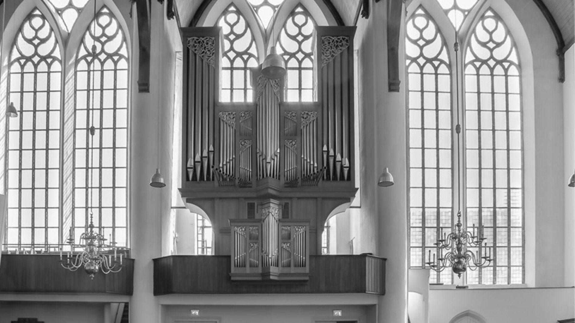 orgel Kloosterkerk